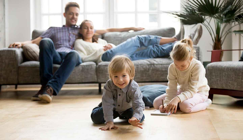 Steuerung der Heizleistung – uhrzeitgenau, für behagliches Wohnen und maximale Energieeffizienz